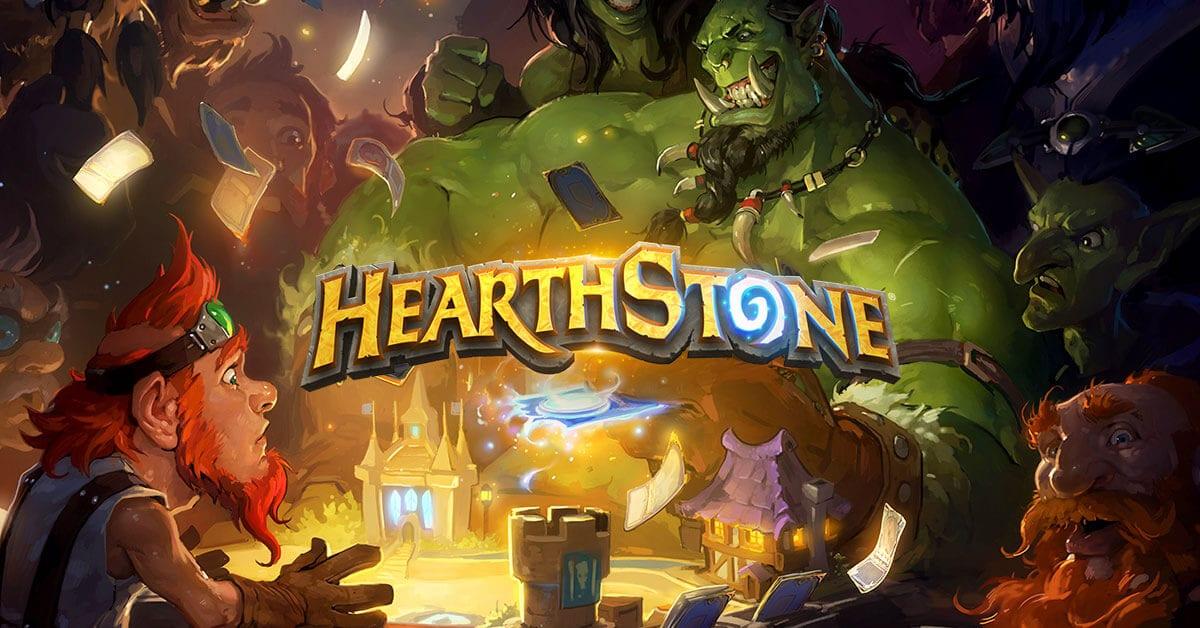 Rumble Run llega para Hearthstone