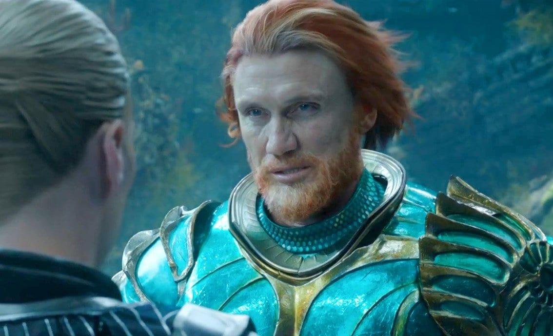 Jason Momoa no reconoció a Dolph Lundgren cuando se conocieron en el set de Aquaman