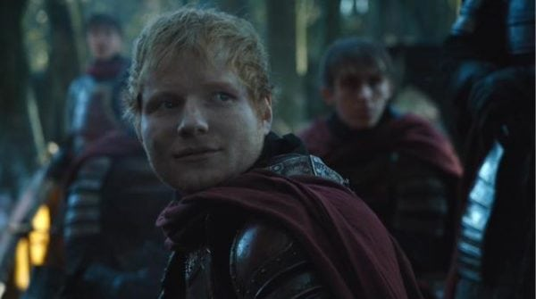 Ed Sheeran hará un cameo en Star Wars: Episodio IX