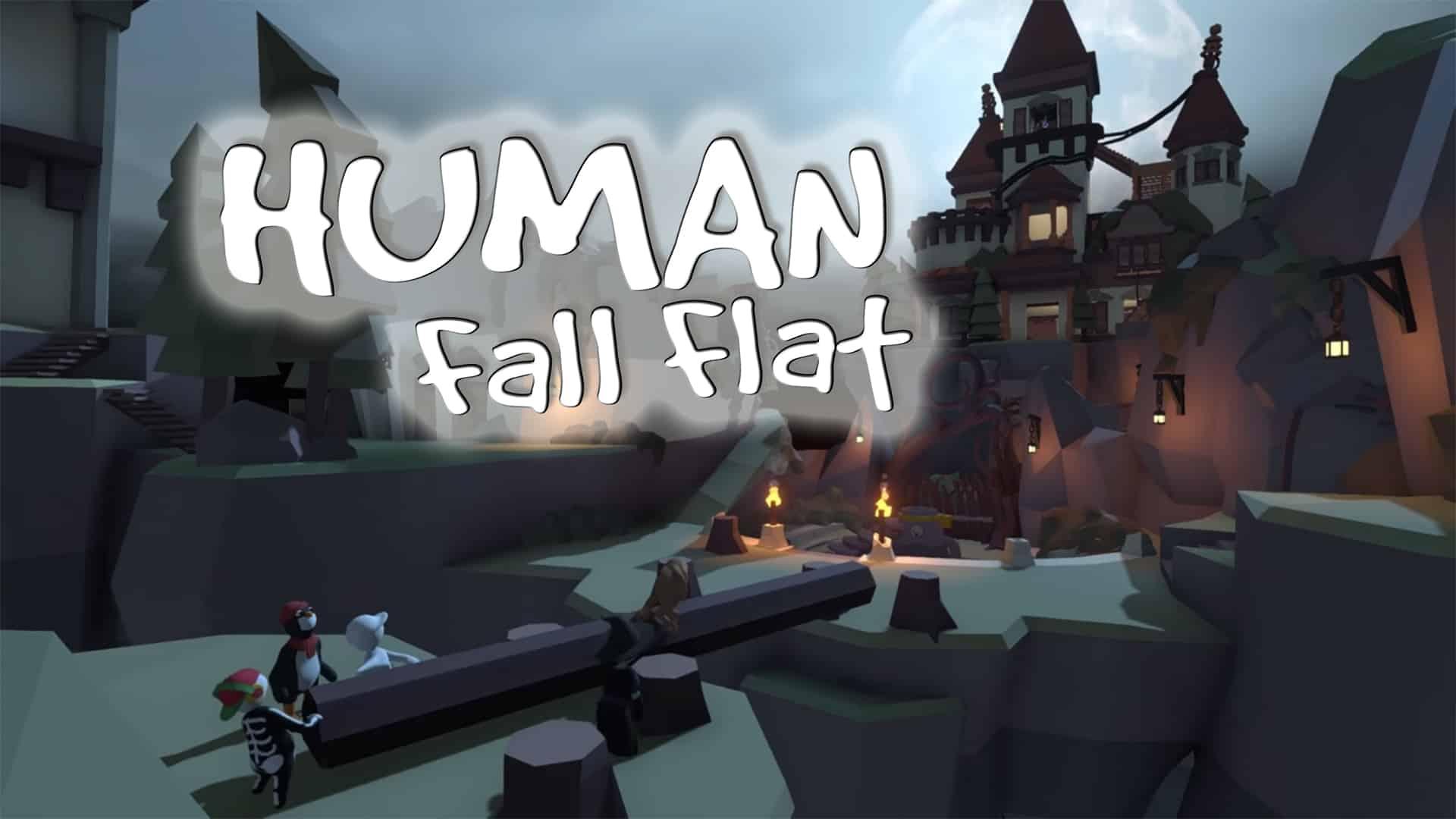 Nuevo nivel nocturno agregado a Humano: Fall Flat