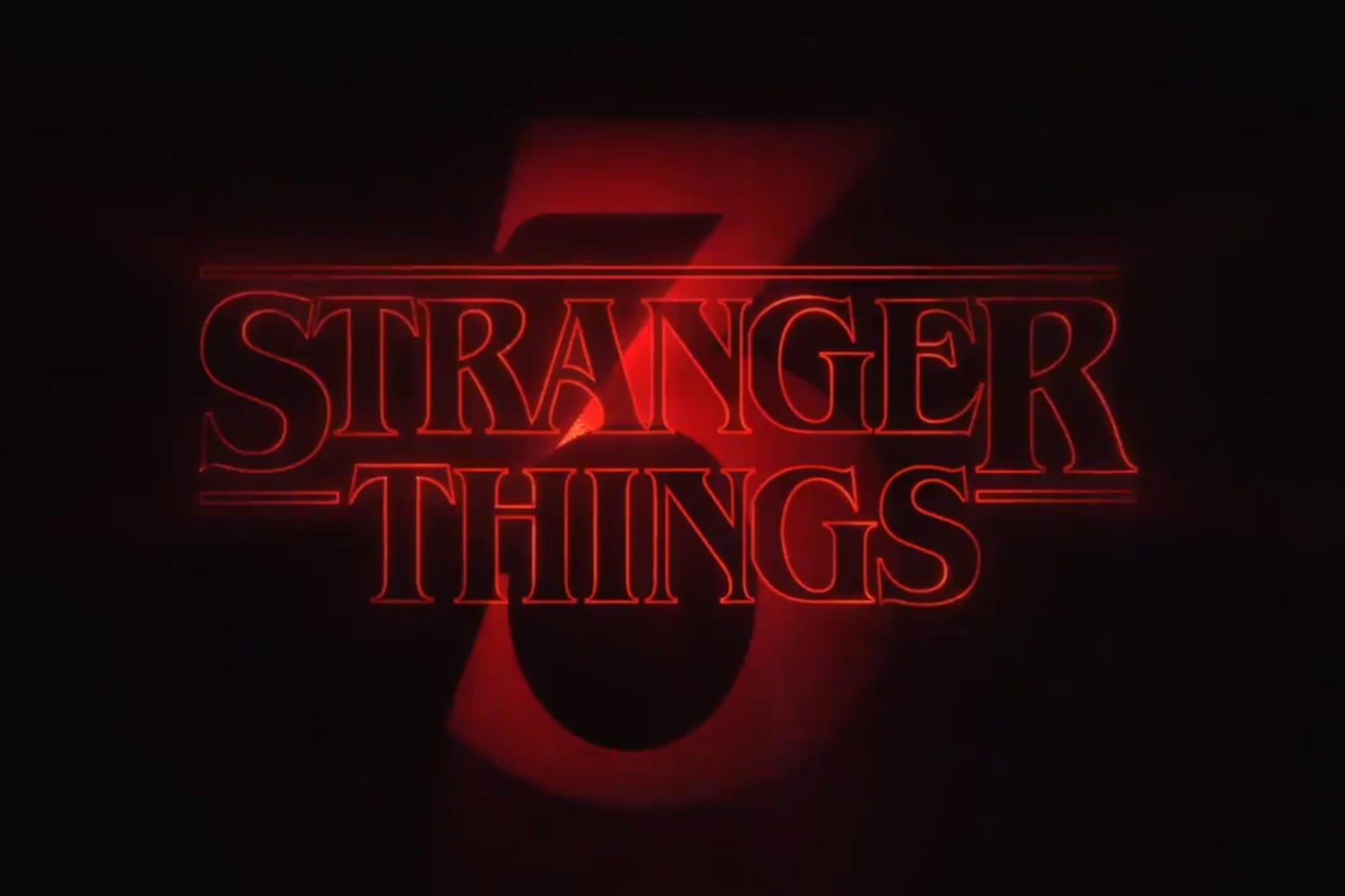 El trailer de New Stranger Things: Season 3 revela los títulos de los episodios