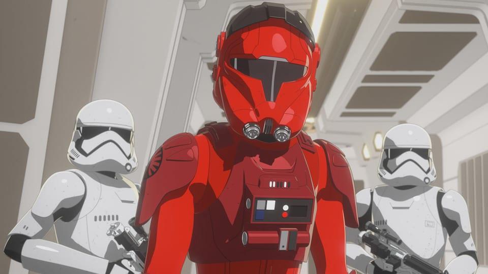 Star Wars: Episodio IX presentará un nuevo Stormtrooper rojo
