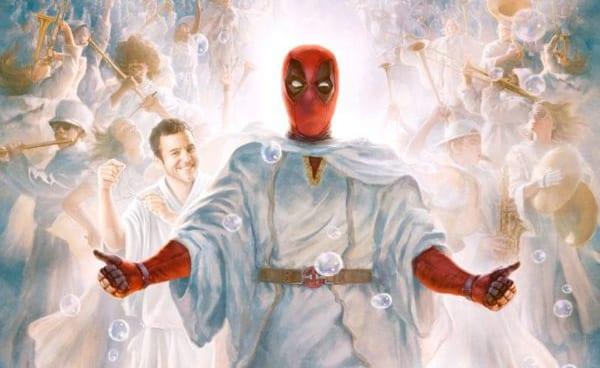 La promoción Once Upon a Deadpool ofrece un resumen de PG-13 de la primera película