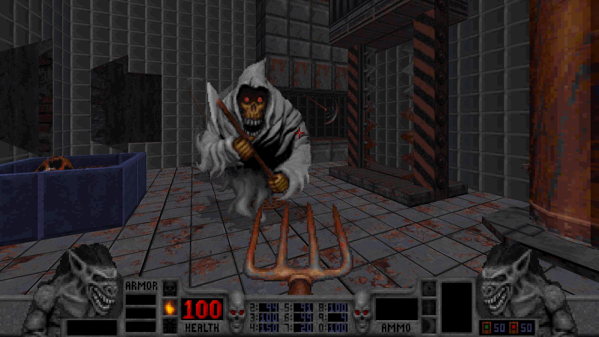 Atari reiniciará el clásico FPS Blood
