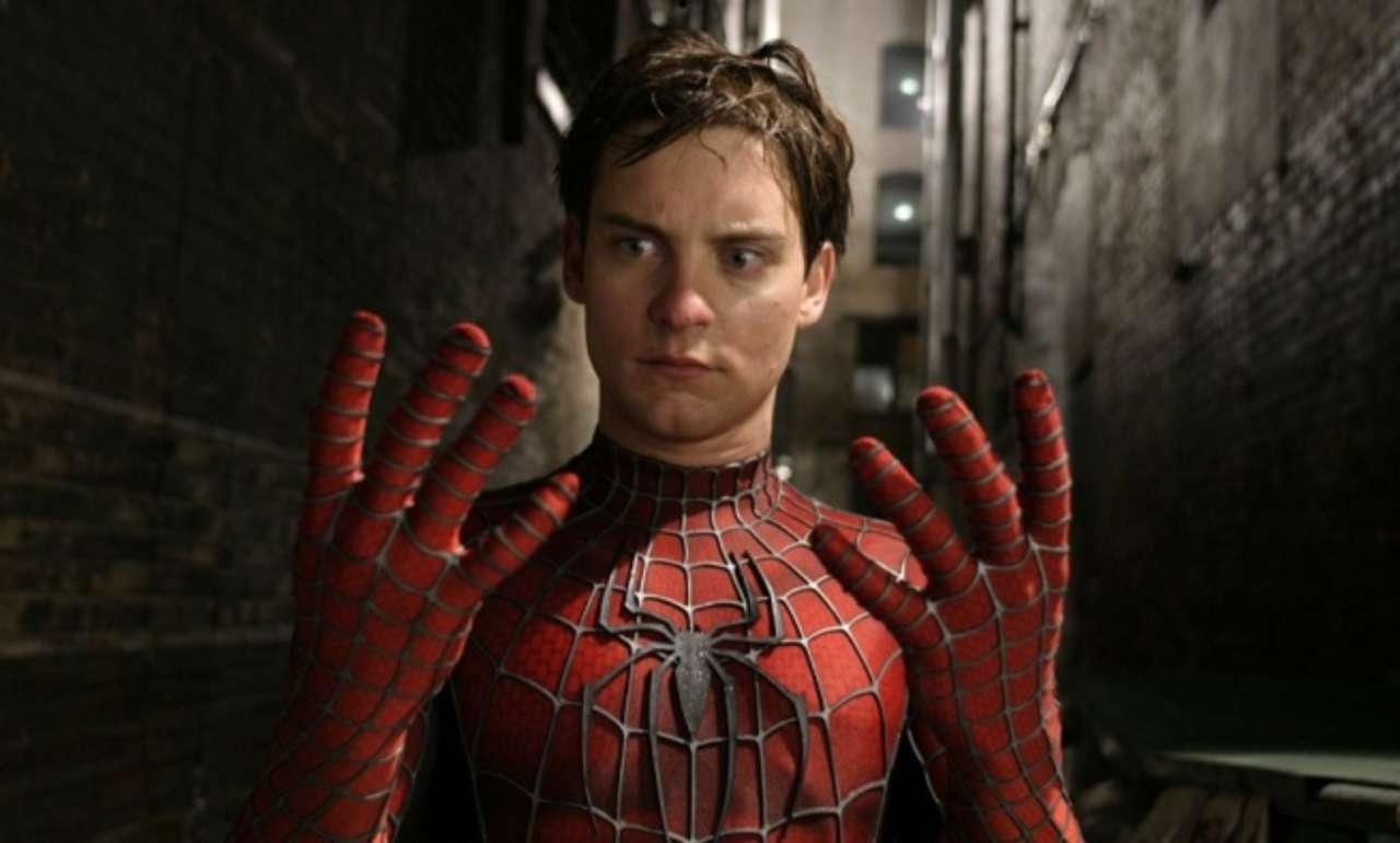 Tobey Maguire fue considerado para el papel de Peter Parker en Spider-Man: Into the Spider-Verse