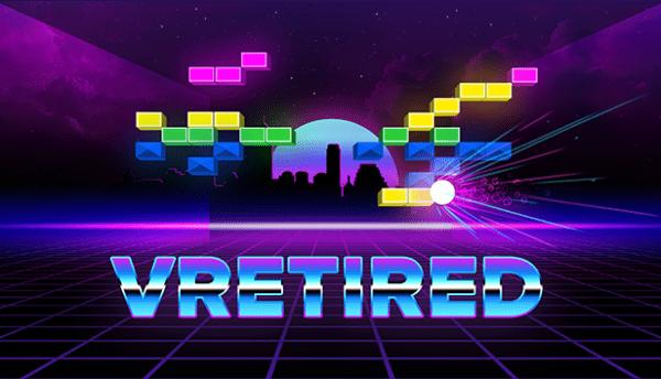VR block breaker VRetired ahora disponible en Steam Early Access