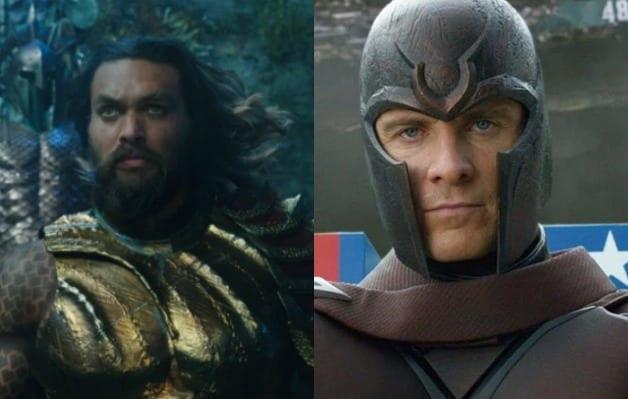 Jason Momoa recibió consejos de Michael Fassbender para el papel de Aquaman