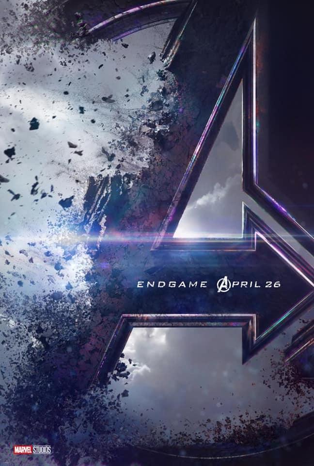 Marvel lanza el póster teaser de Avengers: Endgame