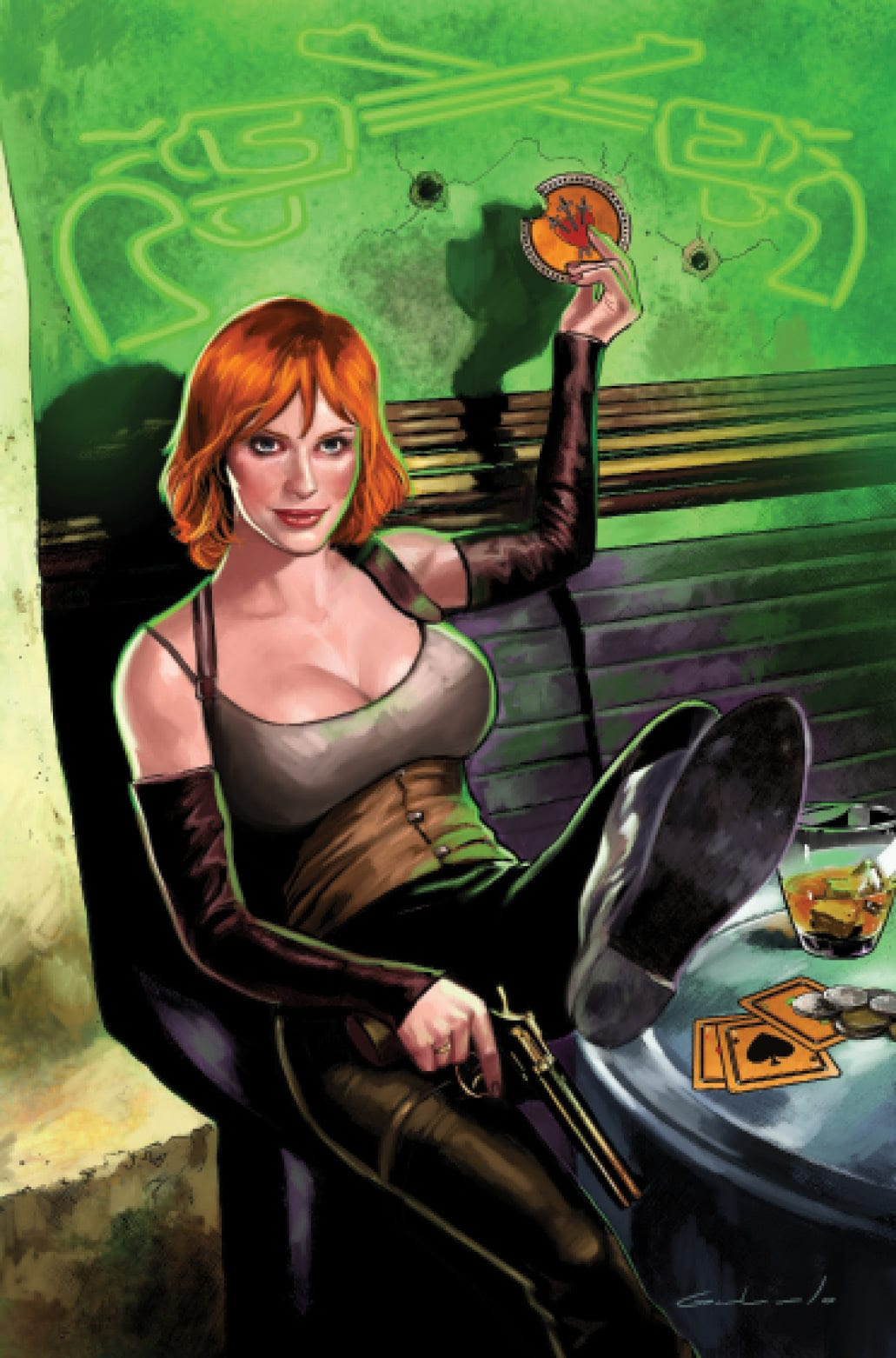 Firefly: Bad Company revela el origen secreto de Saffron