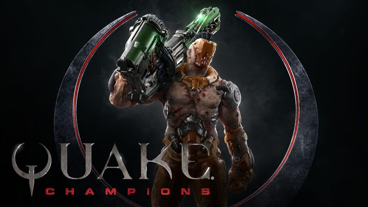 Quake Champions Diciembre actualización para traer nuevo contenido y muchos cambios