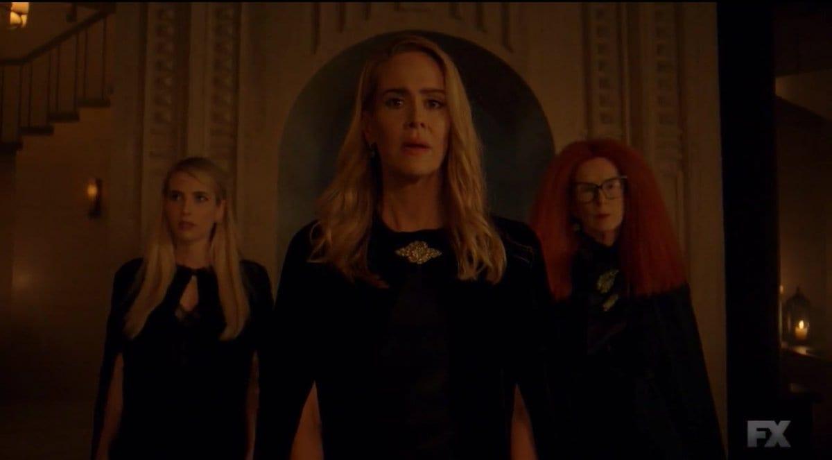 Las brujas del Aquelarre volverán a American Horror Story