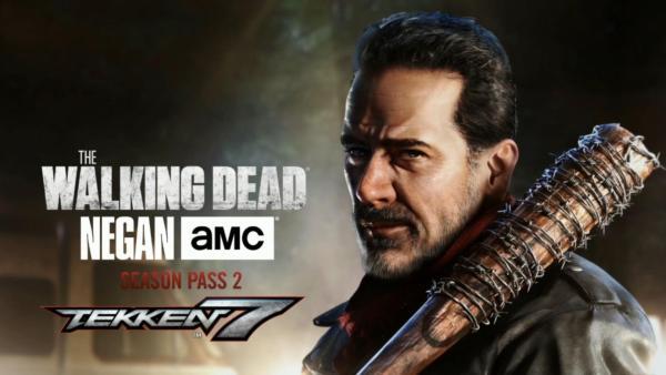 Conoce a Negan de The Walking Dead en el nuevo trailer de Tekken 7