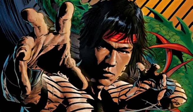 Marvel Studios acelera una película de Shang-Chi con el guionista de Wonder Woman 1984