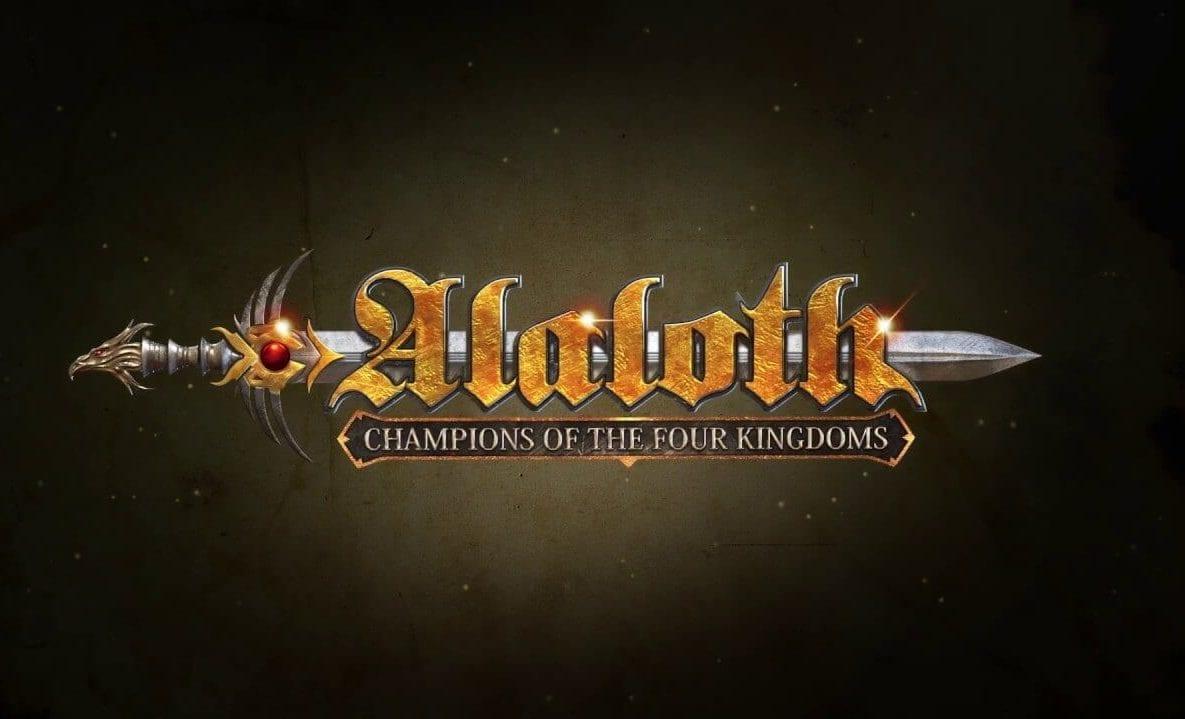 Primer avance teaser lanzado para Alaloth - Champions of The Four Kingdoms