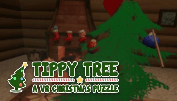 El rompecabezas de Navidad VR Tippy Tree llega este diciembre