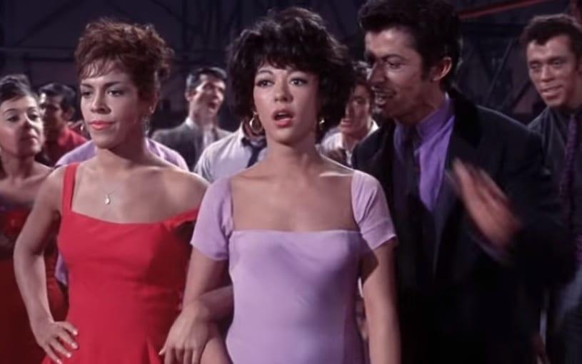Rita Moreno regresa a West Side Story para Steven Spielberg
