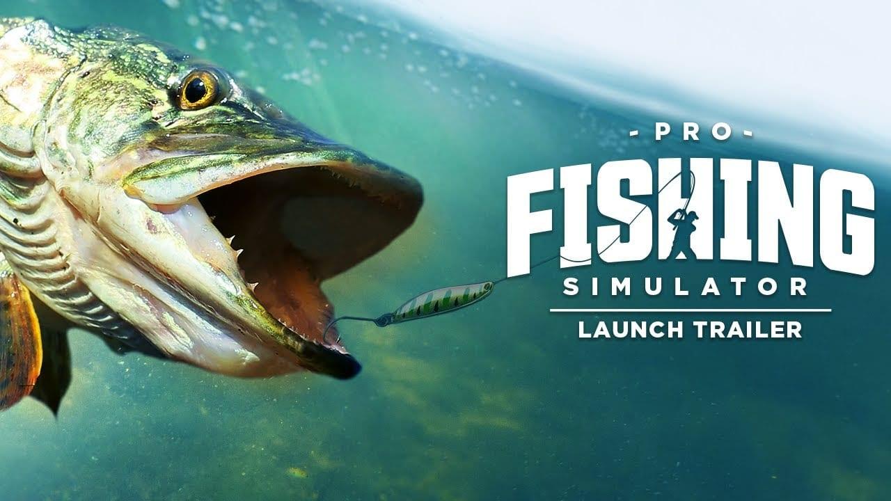 Pro Fishing Simulator llega a Xbox One, PS4 y PC, mira el avance aquí