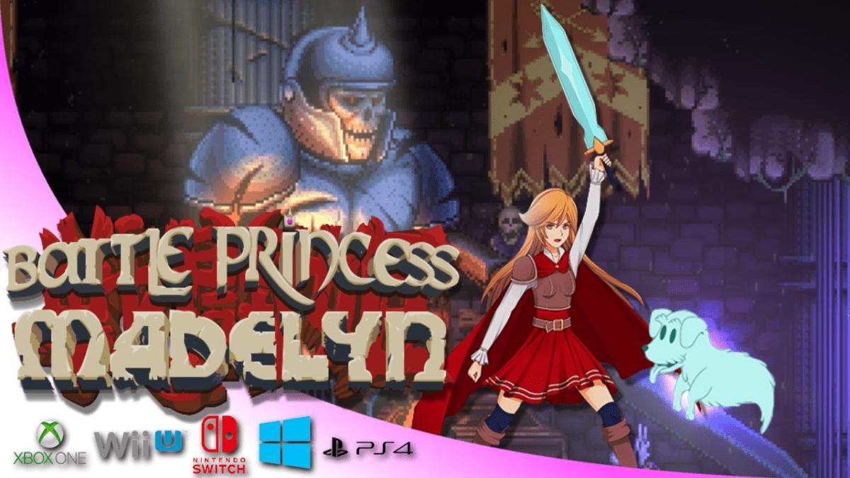 Battle Princess Madelyn recibe un nuevo tráiler antes del lanzamiento en diciembre