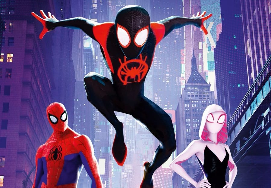 Sony lanza Spider-Man: Into the Spider-Verse AR experience