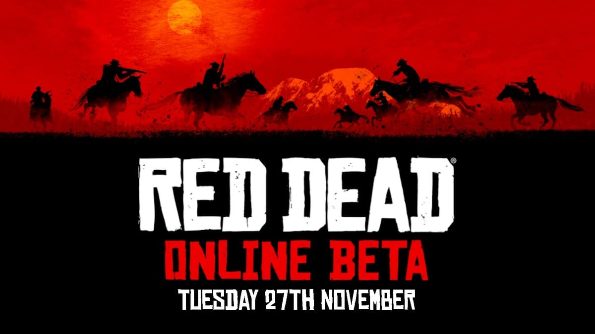 La versión beta de Red Dead Online se lanzará esta semana