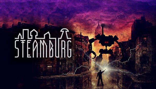 Steampunk puzzle adventure Steamburg llega a Nintendo Switch