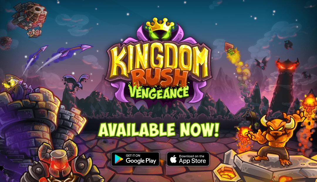 Kingdom Rush Vengeance ahora disponible para Android e iOS
