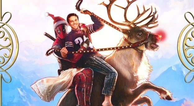 Un fan tuiteó a Ryan Reynolds el concepto Once Upon a Deadpool el año pasado