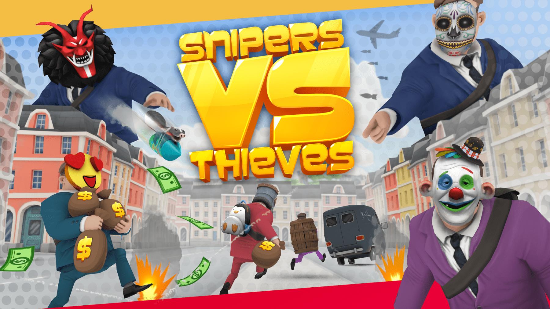 Snipers vs Thieves celebra a 25 millones de jugadores con una gran actualización