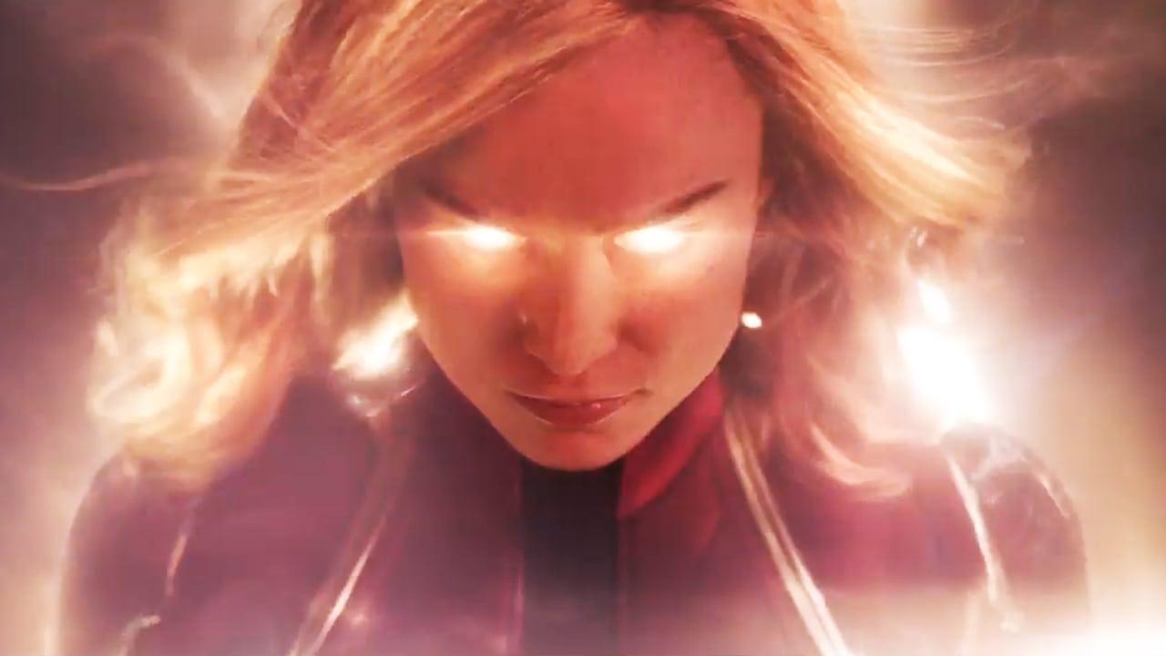 El Capitán Marvel vuelve a disparar, las fotos del set muestran a Brie Larson y Clark Gregg