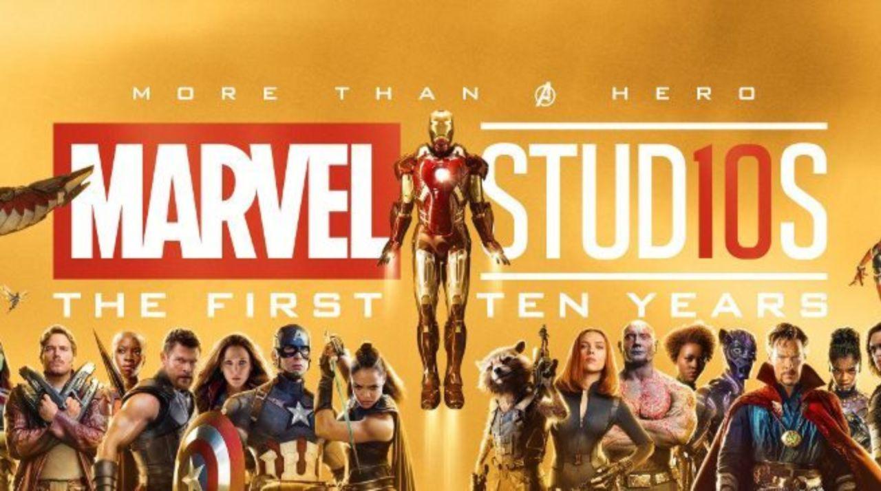 Marvel Studios lanza la línea de tiempo oficial para Marvel Cinematic Universe