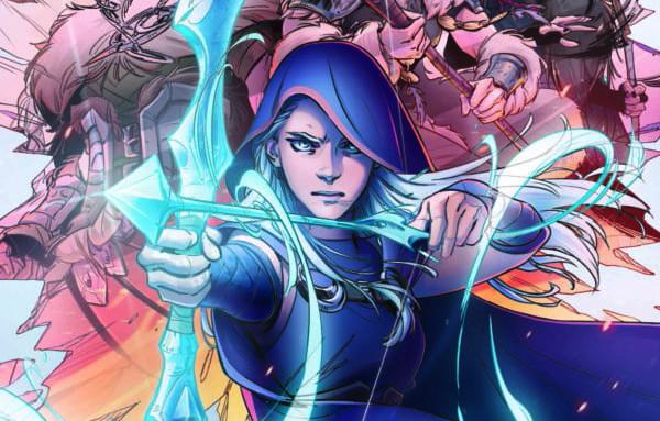 Equipo de Marvel y Riot Games para las novelas gráficas de League of Legends