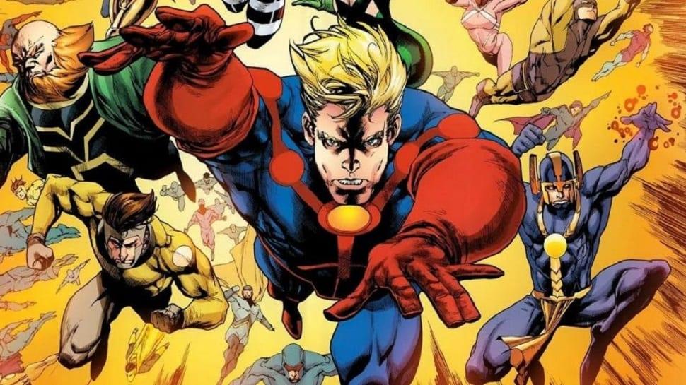 Se rumorea el desglose de personajes de Marvel's The Eternals en línea