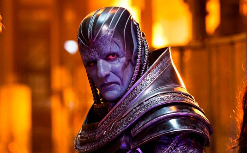 Oscar Isaac descubrió que trabajar en X-Men: Apocalypse era 'insoportable'