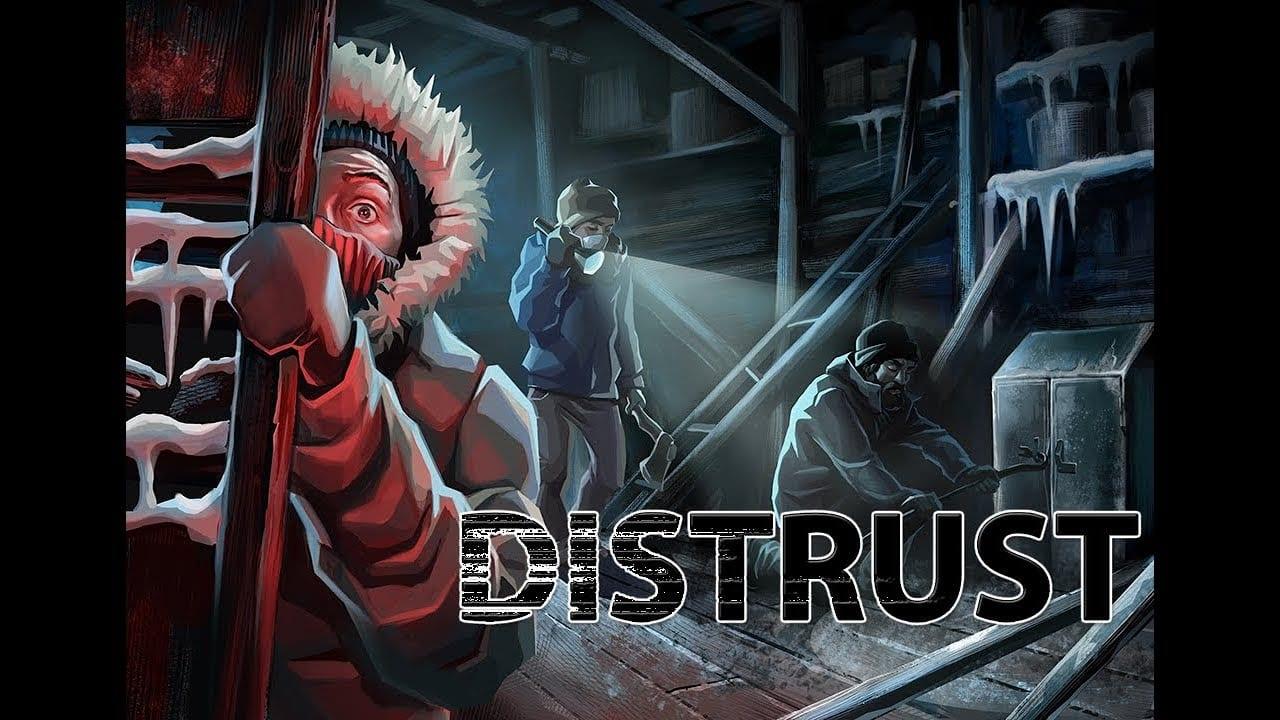 Rogue lite survival Distrust ahora disponible en Playstation Store