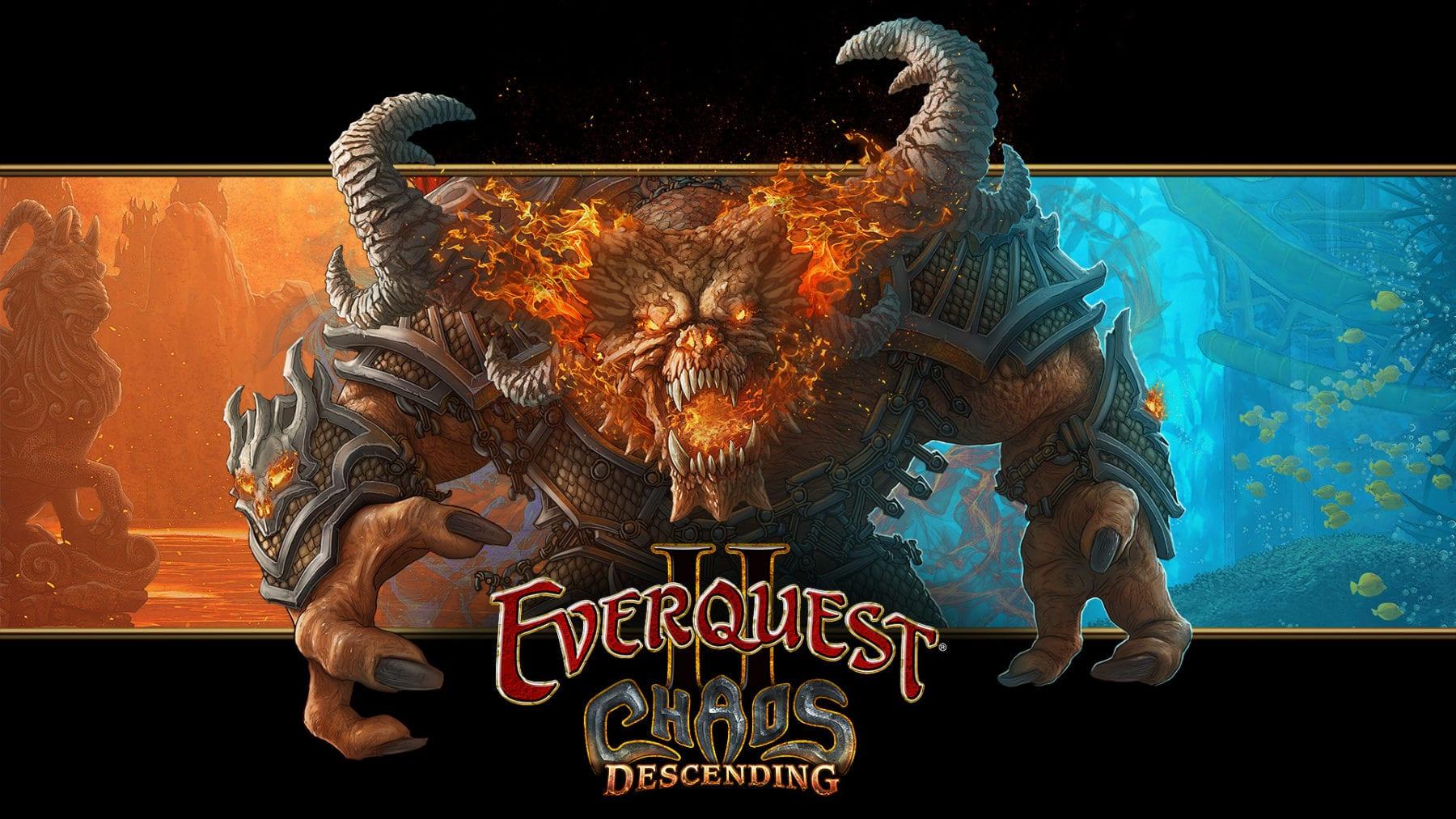 La expansión Chaos Descending llega para EverQuest 2