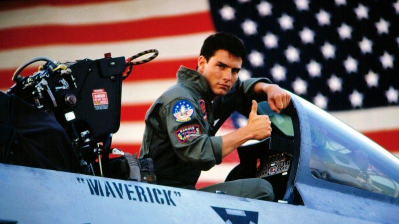 Según los informes, Tom Cruise está aprendiendo a volar aviones de combate para Top Gun: Maverick