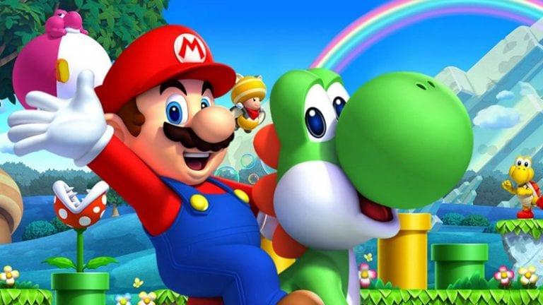 La película Super Mario Bros. de Illumination Entertainment avanza