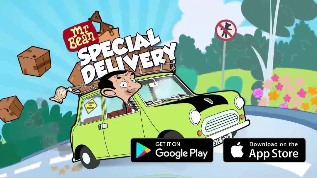 Conduzca con Mr Bean: entrega especial en Android e iOS