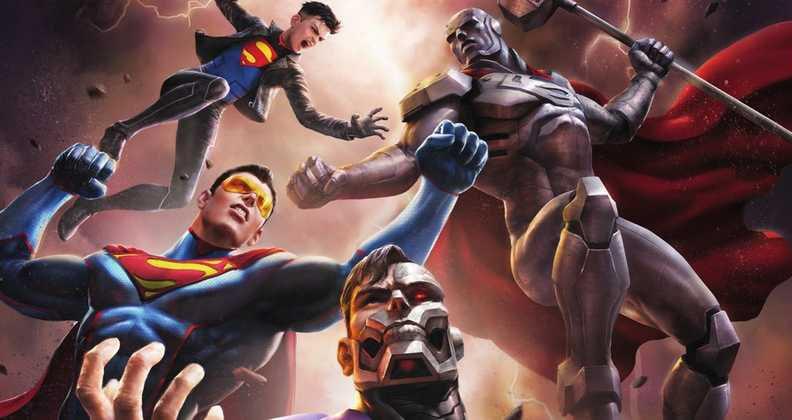 The Death of Superman y Reign of the Supermen recibirán estreno en cines en los EE. UU.