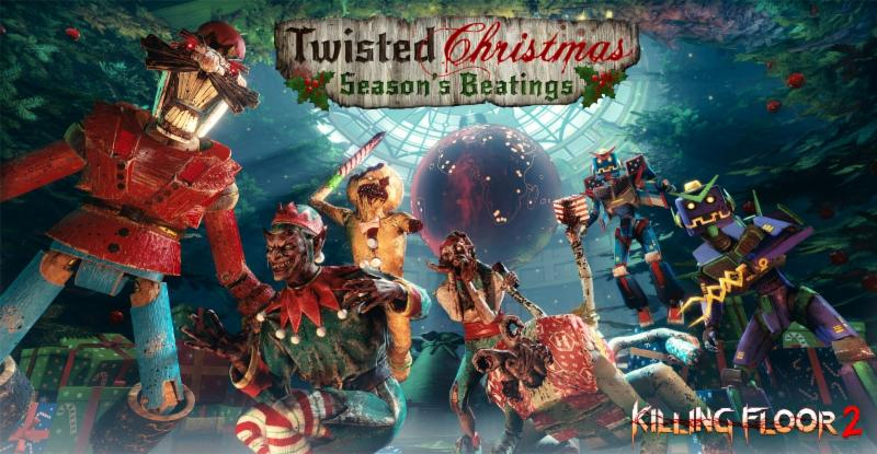 Gary Busey interpretará a Badass Santa en Killing Floor 2 - Twisted Christmas: Season's Beatings
