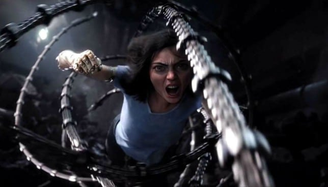 Junkie XL componiendo Alita: Battle Angel score