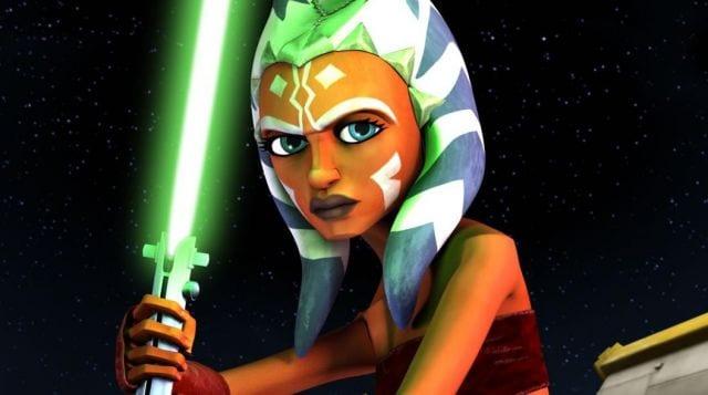La estrella de Star Wars: The Clone Wars, Ashley Eckstein, dice que las historias de la temporada 7 son 'increíbles'