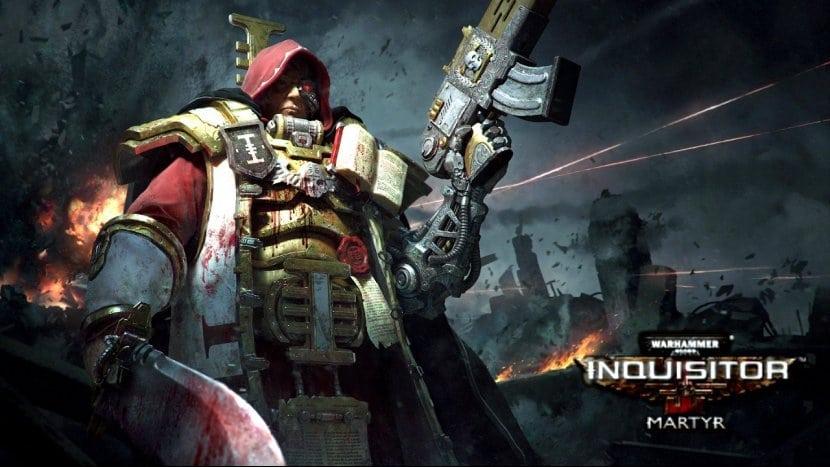 Temporada 1 de Warhammer 40,000: Inquisitor - Martyr llega a las consolas