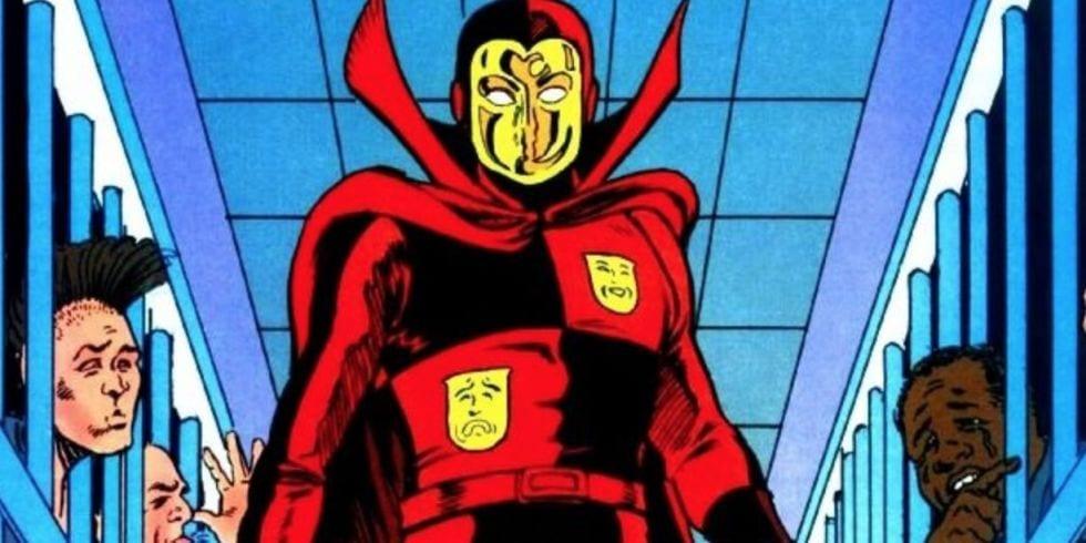 El crossover de Arrowverse 'Elseworlds' agrega al supervillano DC Psycho-Pirate
