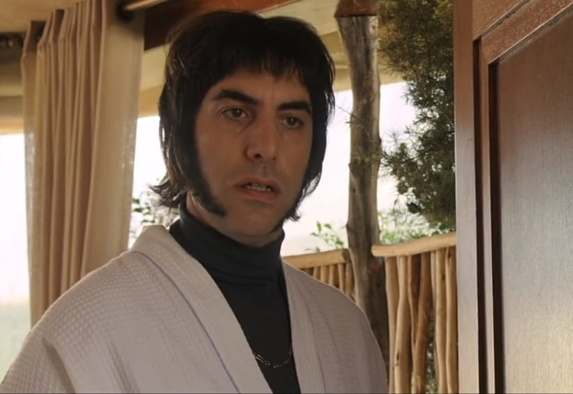 Bohemian Rhapsody de Sacha Baron Cohen habría sido mucho más