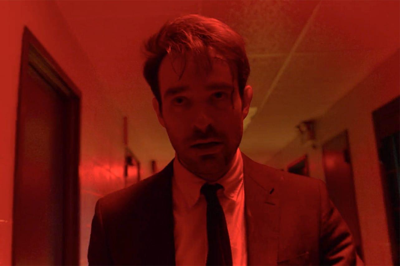 No hubo cortes ocultos en esa épica escena de lucha de prisión de la temporada 3 de Daredevil
