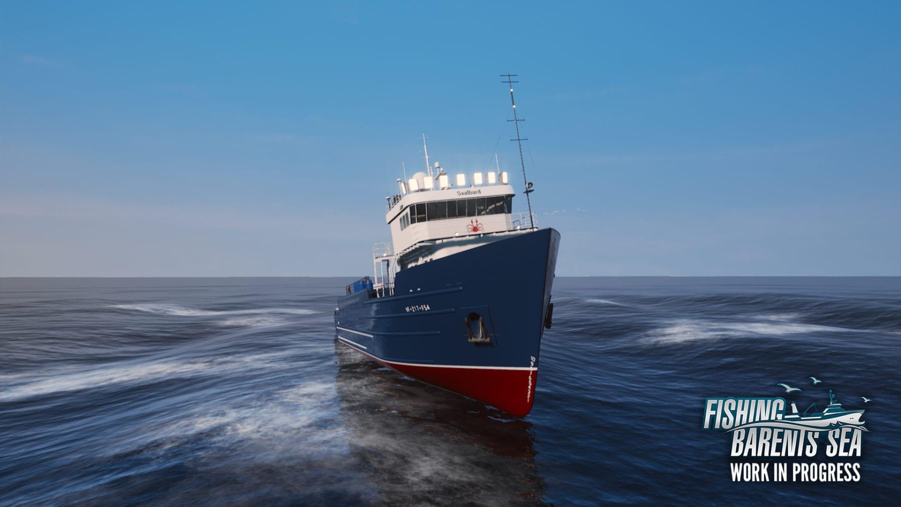 Pesca: Mar de Barents: el DLC King Crab llega en noviembre