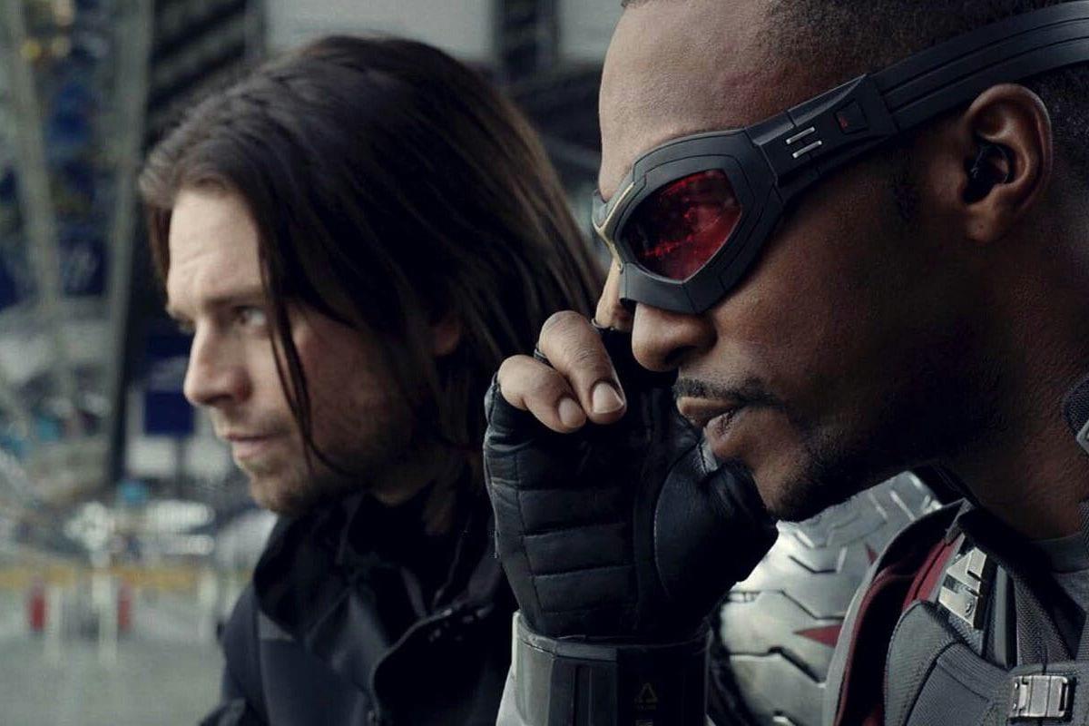 Falcon y Winter Soldier se unen para la serie Marvel TV