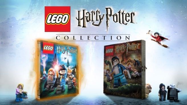 LEGO Harry Potter: Collection llega este viernes en Xbox One y Nintendo Switch