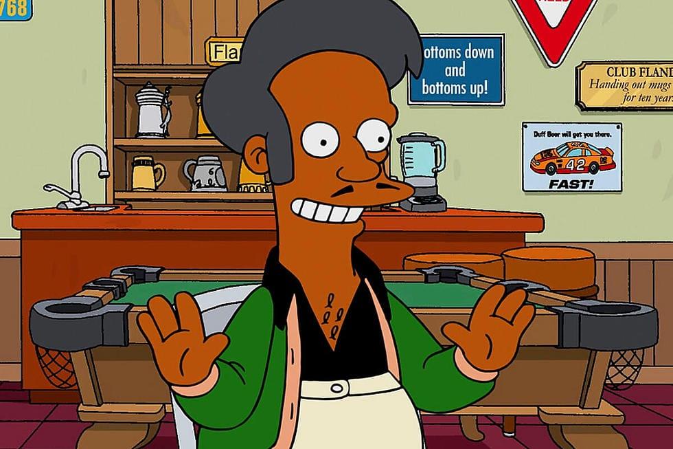 Según los informes, los Simpson abandonan Apu después de la controversia racista